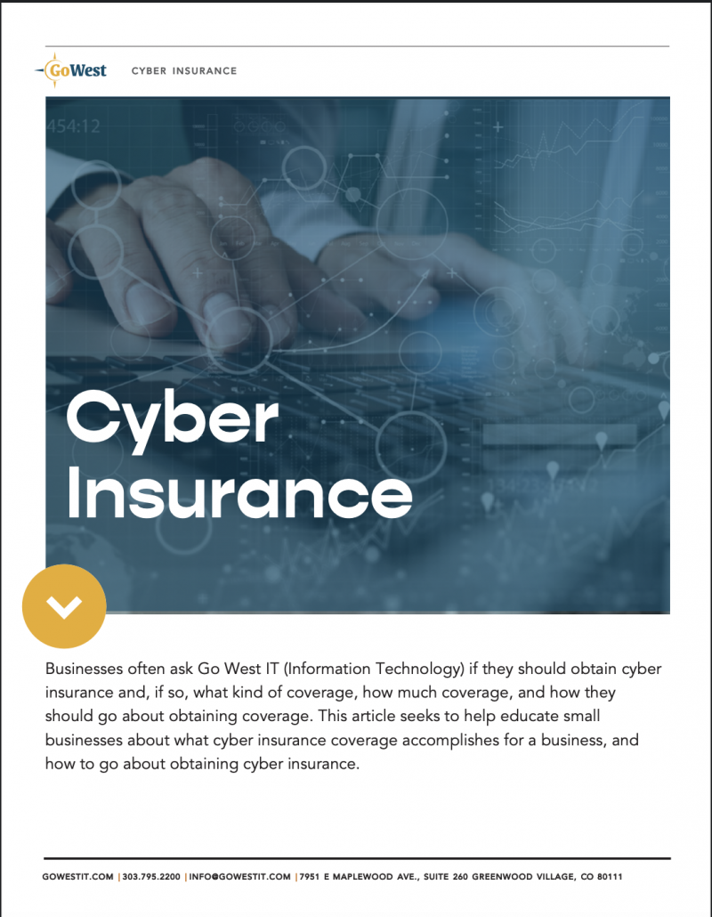 Cyber Insurance article thumbnail